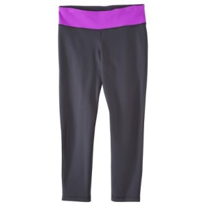 C9 by Champion Women's Premium Reversible Capri Legging