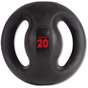 Century Dual Grip Medicine Ball