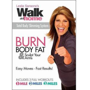 Leslie Sansone: Burn Body Fat And Sculpt Your Arms
