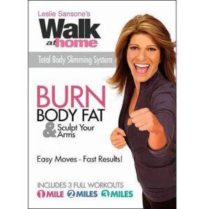 Leslie Sansone: Burn Body Fat And Sculpt Your Arms