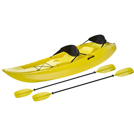 Lifetime Products Manta Kayak with Paddle & Back Rest