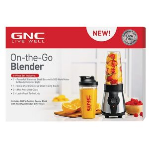 On-The-Go Blender