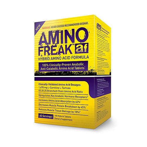 Pharmafreak Amino Freak Tablets Fittnik