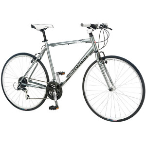 Schwinn 700C Men's Phocus 1500 Flat Bar Road Bike