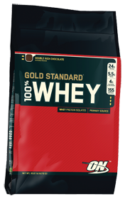 100% Whey Gold Chocolate