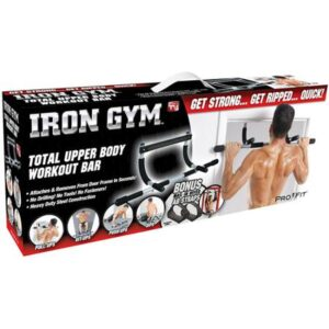 Iron Gym Total Body Workout Bar