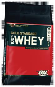 100% Whey Gold Chocolate